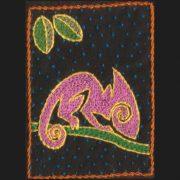 Chameleon Horn Pink web