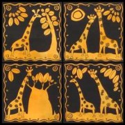 Giraffe yelo