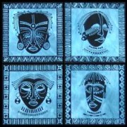 Masks Blue
