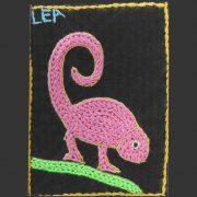 chameleon tail pink R web