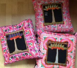 BW cushions 2