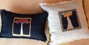 BW cushions 3
